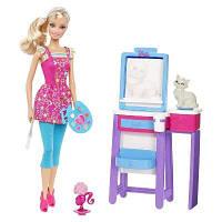 Барби Учитель рисования/Barbie Art Teacher
