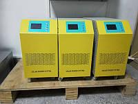 Инвертор Andes SJ-3024  3KVA чистая синусоида преобразователь напряжения