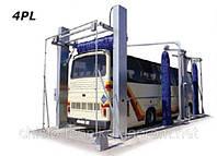 Автоматическая портальная мойка грузового транспорта Istobal 4 PL