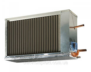 ВЕНТС ОКФ 700х400-3 - Канальный фреоновый воздухоохладитель