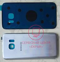 Samsung Galaxy S7 G930F задня кришка панель срібляста