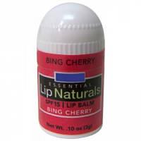 OraLabs Essential Lip Naturals Bing Cherry - Восстанавливающий и лечебный бальзам для губ (Вишня), 3 г
