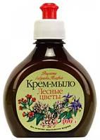 """Крем-мыло """"Лесные цветы"""" от Бабушки Агафьи мягко успокаивает, защищает, восстанавливает RBA /64-01 N"""