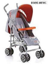Детская коляска трость Geoby D349E, гарантия 6 месяцев