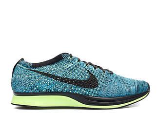 Мужские кроссовки   Nike Flyknit Racer Blue Lagoon