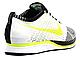Мужские кроссовки   Nike Flyknit Racer Sail / Volt Black, фото 2