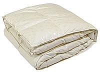 Одеяло кассетное двуспальное пухо-перьевое Гармония 200х220