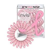 Резинка-браслет для волос Invisibobble Pink Power 3 шт