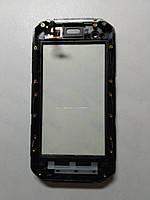 Сенсорный экран ( тачскрин ) для смартфона iMan i5800c
