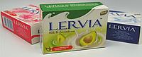 LERVIA Milk & Avocado soap (Молоко с Авокадо) 90г. уп. 72шт LM-01 YRE