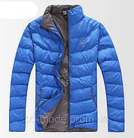 Куртка мужская Nike, голубая