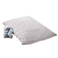 Подушка детская со льном 40х60см