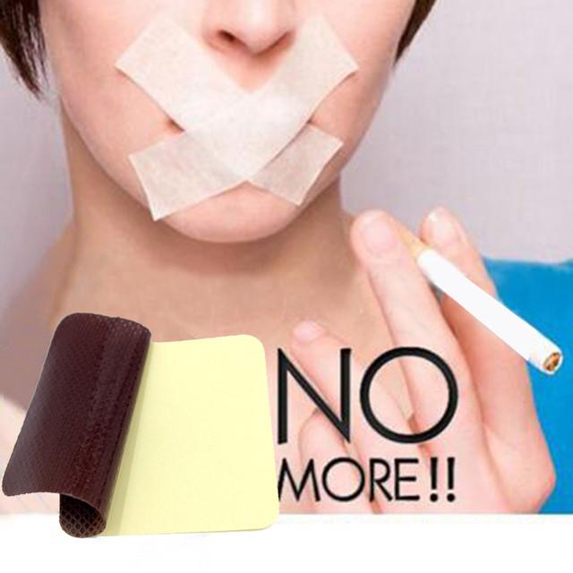 Пластыри от курения