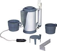 Чайник автомобильный Coffi Maker HE405 /150W  /24V /600мл / прикурка