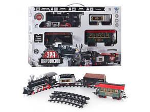 Железная дорога Limo Toy 701831 R/YY 127 Эра паровозов