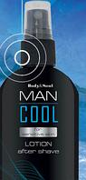 Лосьйон після бриття Body & Soul Cool Man, 100 ml.