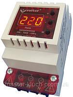 Реле контроля напряжения 32A Volter VC-01-32