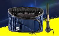 Корсет для спины, пневмокорсет, надувной корсет для спины, согревающий инфракрасным излучением, фото 1