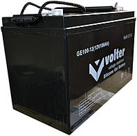 Аккумулятор Volter GE100-12 100Ah, фото 1
