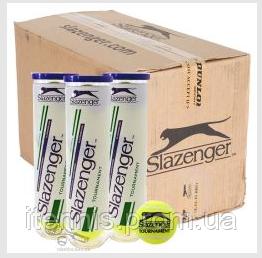 Теннисные мячи Slazenger Tournament 72 мяча - Интернет-магазин BallMaster2 в Сумской области