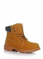 Зимние ботинки тимберленды 03151C