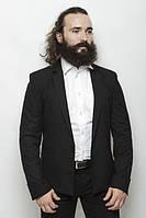 Пиджак мужской , классический 2403 (Черный)