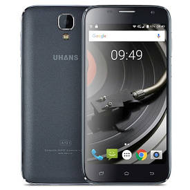 Смартфон ORIGINAL Uhans A101 Gray (1Gb/8Gb) Гарантия 1 Год!