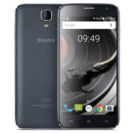 Смартфон ORIGINAL Uhans A101 Gray (1Gb/8Gb) Гарантия 1 Год!