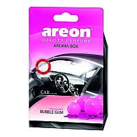 Ароматизатор Areon Aroma Box Bubble Gum (под сиденье)