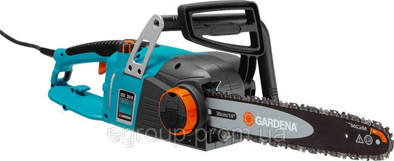 Цепная пила электрическая Gardena CST 3518