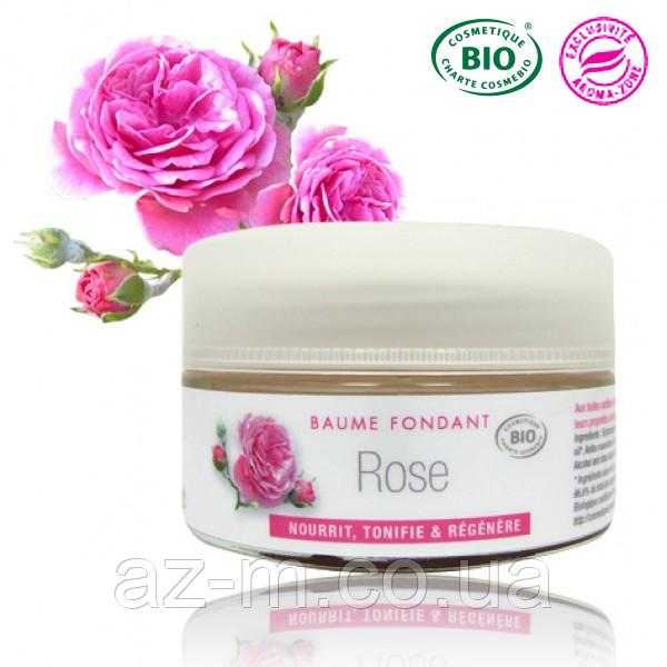 Бальзам-крем Ши и Роза (Karité & Rose) BIO, 100 мл