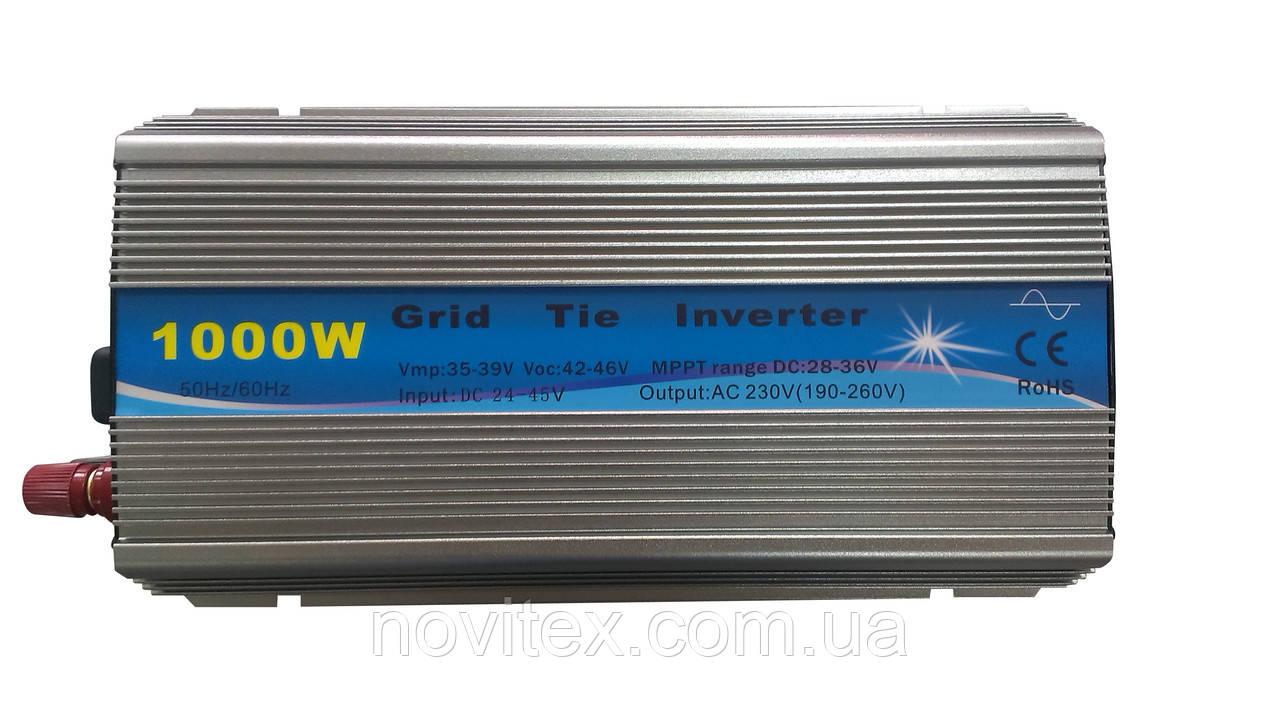 Инвертор Altek AGI-1000W On-Grid (сетевой)
