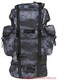 Рюкзак боевой MFH HDT-camo 65 л, фото 2