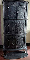 Печь чугунная,  нач.ХХ-го века, Австро-Венгрия