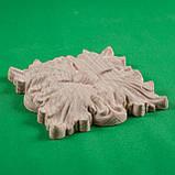 Деревянная накладная розетка. Мебельный декор.Код Р10, фото 5
