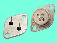 Транзистор биполярный КТ818ГМ