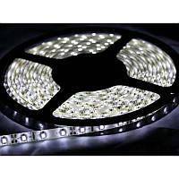 LED лента 3528 W 60RW белая, светодиодная лента для подсветки, led лента IP55 5 метров