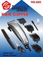 Машинка для стрижки DOMOTEC DM 4600/4604/4602, универсальная машинка для стрижки волос