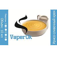 Жидкость для сигареты VaperOk Ирисо-сливочный крем 10 мл