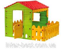Игровой домик из пластика, легкий монтаж, артикул 93-560