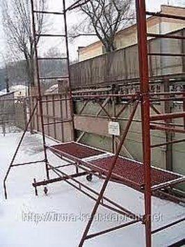 """Вышка тура модульная клино-хомутовая - ТОВ """"Строй мастер"""" в Днепре"""