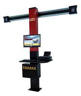 Компьютерный стенд развал-схождения TRIMAX с 3D камерами
