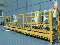 Люлька строительная ZLP-630 (длина корзины 6м, подъём 100м)