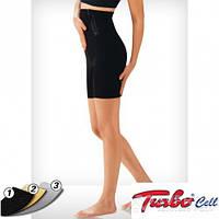 Шорты Turbo Cell для похудения Body Bermuda, черный, 1, фото 1