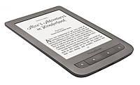 "Электронная книга PocketBook Touch Lux 3 (626) Grey (PB626(2)-Y-CIS); 6"" (1024х758) E Ink Carta HD"