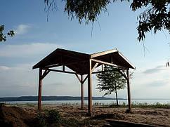 Павильон для детского пляжа