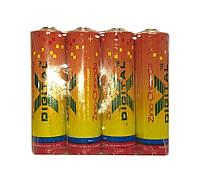 Батарейка X-Digital R6 1*4 шринк