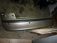 Бампер задний (Хечбек) Skoda Octavia A-5 04-09 (Шкода Октавия а5), 1Z5807421, фото 1