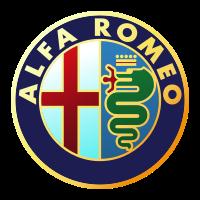 Спойлер на заднее стекло Alfa Romeo
