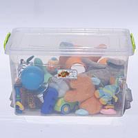 Контейнер для игрушек Lux №9 -23 л